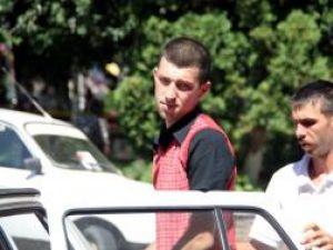 Verincianu a fost dus ieri după-amiază în fata judecătorilor şi a fost arestat preventiv