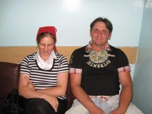 Traian şi Nicoleta Duţu