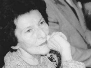 Zoe Dumitrescu-Buşulenga şi-a trăit ultimii şase ani din viaţă ca Maica Benedicta Foto: Ortodox Radio