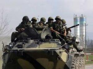 Rusia nu a nerespectat termenului-limită pentru retragere Foto: AFP/MEDIAFAX