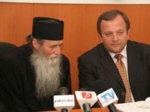 Gheorghe Flutur şi ÎPS Pimen colaborează pentru dezvoltarea turismului în judeţ