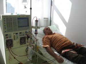 Un nou salon, dotat cu şapte aparate, funcţionează la Centrul de Dializă
