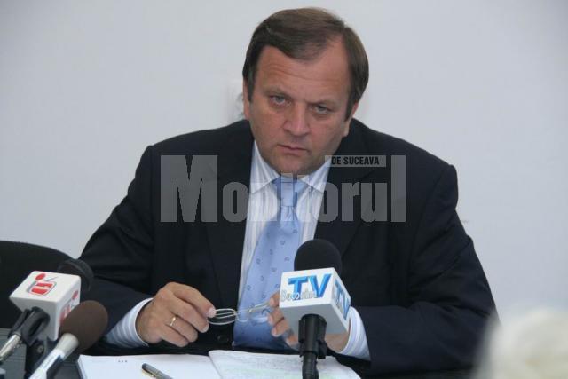 Infrastructură: CJ Suceava solicită fonduri suplimentare de la Guvern