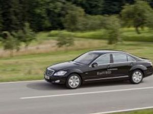 Mercedes S400 BlueHYBRID 2009