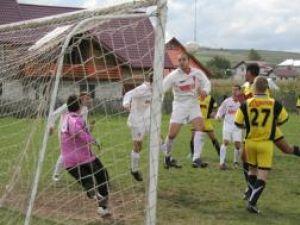 Meciul de la Mihoveni a fost viu disputat, dar fără goluri