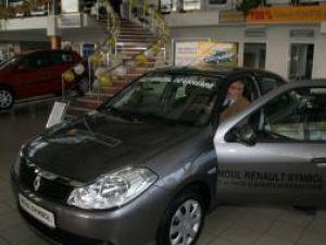 Premii: Oferte speciale la lansarea noului Renault Symbol