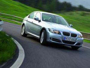BMW Seria 3 Sedan Facelift 2008