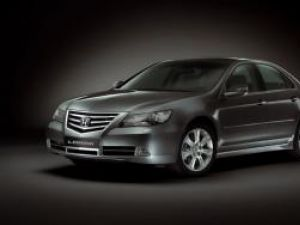 Honda Legend Facelift 2009