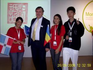 Echipa suceveană la Beijing