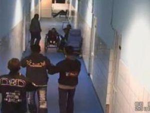 """Imagini şocante la""""Urgenţele"""" Spitalului Judeţean"""