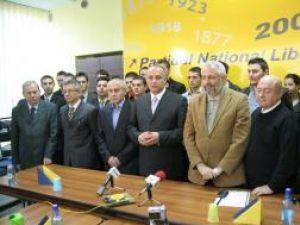 Preluare: Noul preşedinte al PNL Suceava este Alexandru Băişanu
