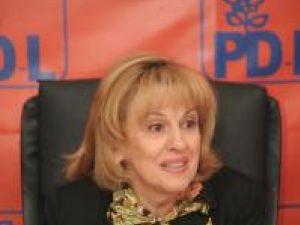 """Sanda-Maria Ardeleanu: """"Din cauza salariilor pe care le au, ajung la o pensie care se află la limita subzistenţei"""""""