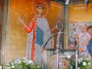 Duminică, 26 octombrie: Sfântul mare mucenic Dimitrie, izvorâtorul de mir