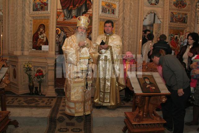 IPS Pimen împreuna cu preotul Viorel Varlan