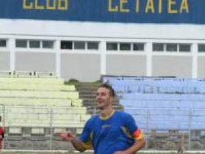 Prisacă, marcator în Liga a IV-a