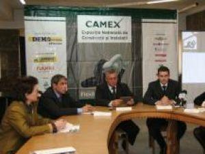 Oportunităţi: Camex îşi deschide azi porţile pentru mii de vizitatori