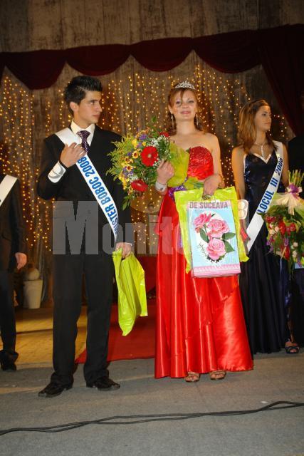 Sabina Tipa şi Ştefan Baranai, Miss şi Mister Boboc Pedagogic