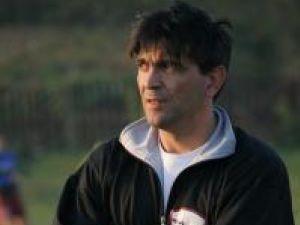 Antrenorul Rapidului, Bogdan Tudoreanu, a fost trimis în tribune pentru proteste