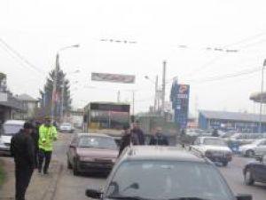 Inspectoratul de Poliţie Judeţean Suceava desfăşoară o amplă acţiune de control în trafic