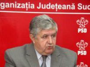 """Gavril Mîrza: """"Din lipsă de idei, de proiecte văd un candidat al PD-L făcând nişte declaraţii măscăricioase"""""""