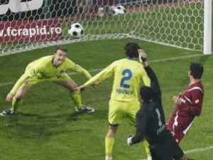 Rapid şi Steaua au oferit unul din cele mai slabe meciuri ale actualei ediţii de campionat