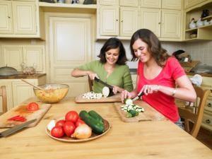 Cu bani puţini, puteţi mânca sănătos şi în post. Foto: CORBIS
