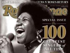 Aretha Franklin i-a devansat pe Ray Charles şi Elvis Presley. Foto: REUTERS