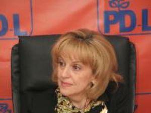 """Sanda-Maria Ardeleanu: """"Nu au susţinerea administraţiei locale şi judeţene, sunt proiecte irealizabile"""""""