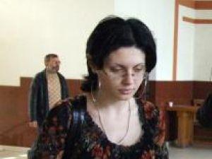 Alina Mihaela Horeanu, acuzată de Vlad Irimia Scurtu că este singura vinovată de crima comisă în februarie 2007