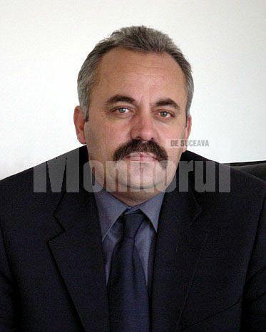 Vasile Rîmbu, managerul general al Spitalului Judeţean de Urgenţă