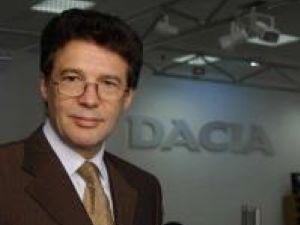 Francois Fourmont - Director General Dacia