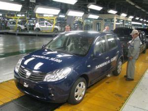Dacia Sandero 50.000