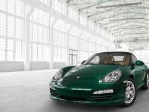 Porsche Boxster Facelift 2009