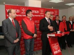 """Mircea Geoană: """"Dacă dorim să avem stabilitate după 30 noiembrie există o singură soluţie. O formaţiune politică să primească girul naţiunii"""""""