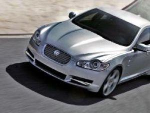 Jaguar XF sedan 2008
