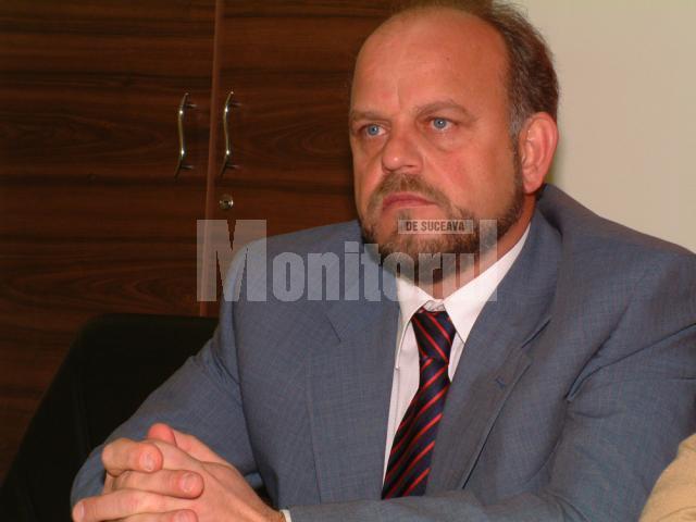 """Aurel Olărean: """"Cererea de finanţare a fost respinsă, municipiul Rădăuţi pierzând astfel o finanţare europeană de aproximativ 10 miliarde lei"""""""