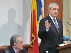 Premierul Tăriceanu: