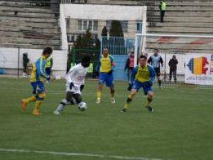 În meciul de la Botoşani, jucătorii de la Cetatea nu au tras nici un şut pe poartă