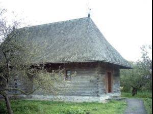"""Biserica de lemn """"Sfântul Nicolae"""" din satul Băneşti"""