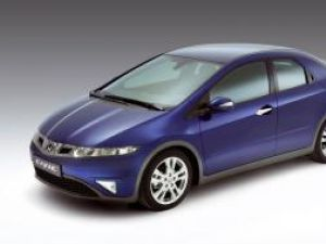 Honda Civic Facelift 2009