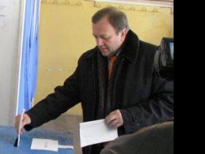 Gheorghe Flutur a votat pentru modernizarea judeţului Suceava