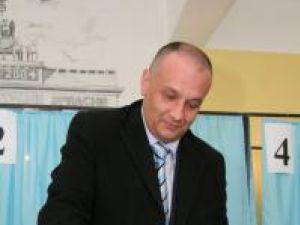 """Alexandru Băişanu a votat """"pentru continuarea dezvoltării României"""""""