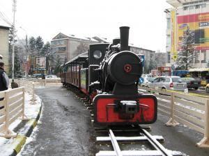 Pufăit de locomotivă
