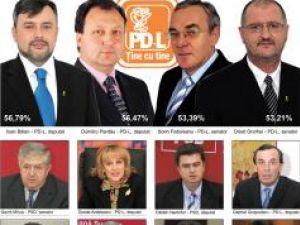 Aceştia sunt parlamentarii Sucevei