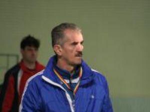 Petru Ghervan vrea să-şi ţină elevii în priză pentru ultimele trei meciuri din campionat