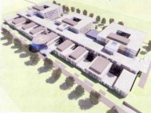 Proiectul standard al noului spital de urgenţă, inspirat după modelul austriac