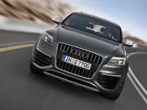 Pentru un Audi Q7 nou cu motor de 4,2 litri se va plăti o taxă de 11.000 de euro