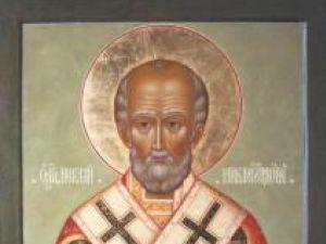 6 Decembrie: Astăzi este sărbătoarea Sfântului Nicolae