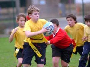 Competiţii de rugby-tag au avut priză în alte oraşe din România
