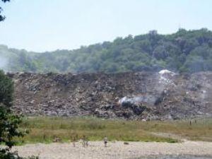 Groapa de gunoi a Sucevei va fi transformată într-un imens parc